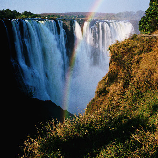 Niagara Falls in Fall