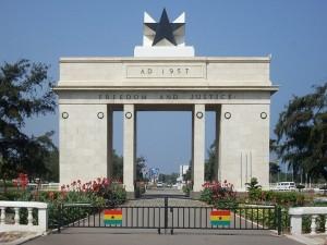 ghana gates