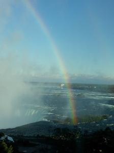 Niagara Rainbow Falls