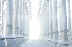 heaven pillars